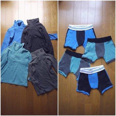 reciclar ropa para hombres como reciclar ropa interior